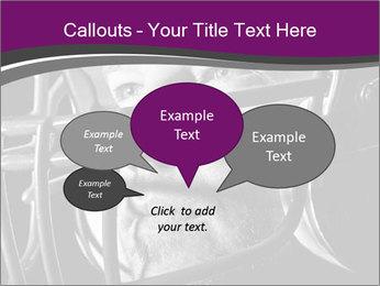 Football Player in Helmet PowerPoint Templates - Slide 73