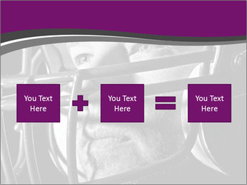Football Player in Helmet PowerPoint Templates - Slide 95