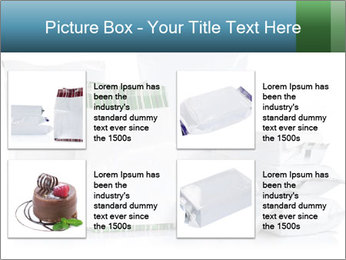 Packs with Cookies PowerPoint Template - Slide 14