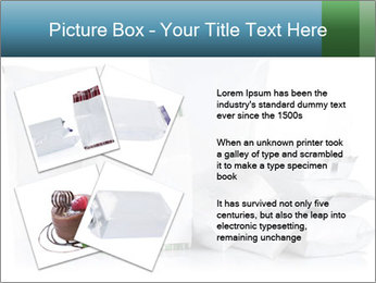 Packs with Cookies PowerPoint Template - Slide 23