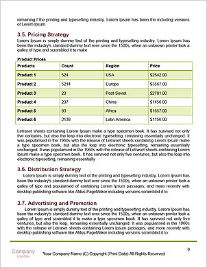 0000063400 Word Template - Page 9