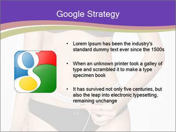 Slimming Woman PowerPoint Templates - Slide 10