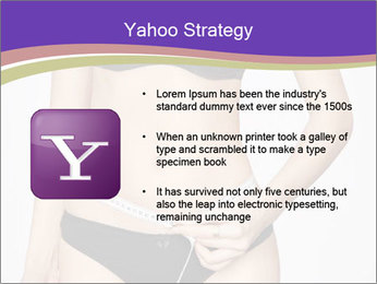 Slimming Woman PowerPoint Template - Slide 11