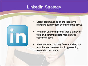 Slimming Woman PowerPoint Templates - Slide 12