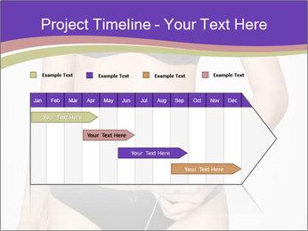 Slimming Woman PowerPoint Templates - Slide 25