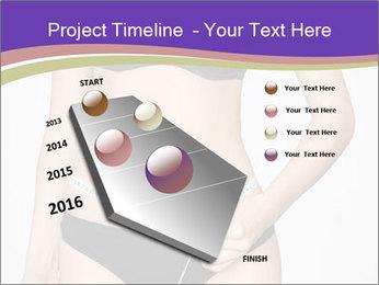 Slimming Woman PowerPoint Templates - Slide 26