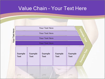 Slimming Woman PowerPoint Template - Slide 27