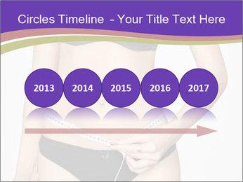 Slimming Woman PowerPoint Template - Slide 29