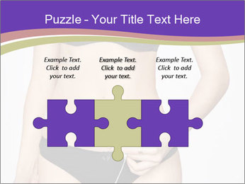 Slimming Woman PowerPoint Templates - Slide 42