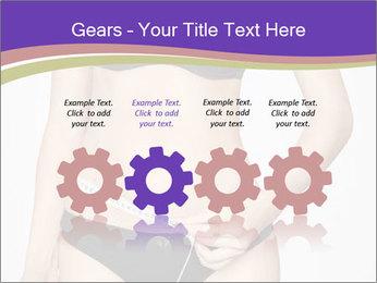 Slimming Woman PowerPoint Templates - Slide 48