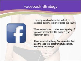 Slimming Woman PowerPoint Template - Slide 6