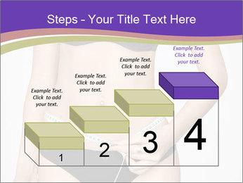 Slimming Woman PowerPoint Template - Slide 64