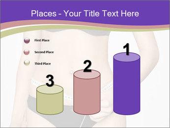 Slimming Woman PowerPoint Templates - Slide 65