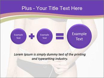 Slimming Woman PowerPoint Templates - Slide 75