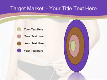 Slimming Woman PowerPoint Templates - Slide 84