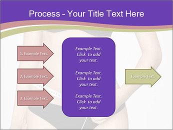 Slimming Woman PowerPoint Templates - Slide 85