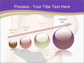 Slimming Woman PowerPoint Templates - Slide 87