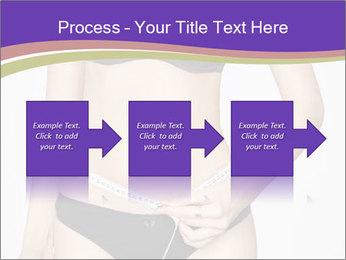 Slimming Woman PowerPoint Template - Slide 88