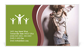 0000063407 Business Card Template