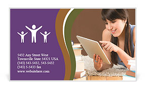 0000063410 Business Card Template