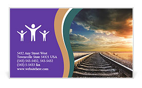 0000063413 Business Card Template