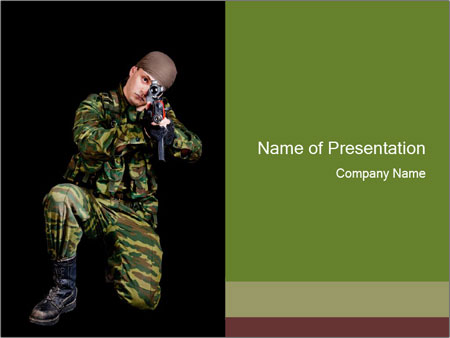 Military Forces PowerPoint Templates