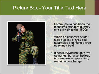 Military Forces PowerPoint Templates - Slide 13