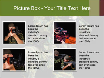 Military Forces PowerPoint Templates - Slide 14
