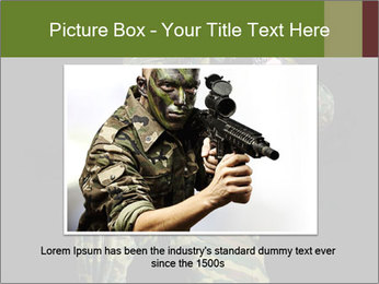Military Forces PowerPoint Templates - Slide 16