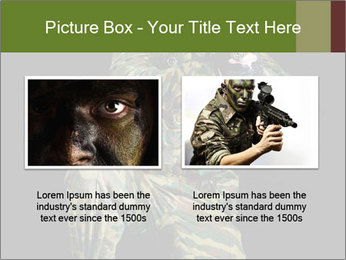Military Forces PowerPoint Templates - Slide 18
