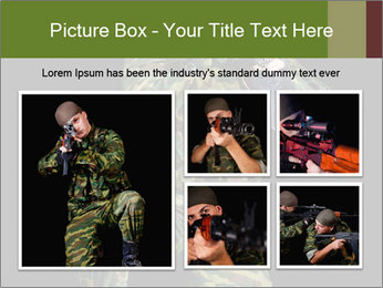 Military Forces PowerPoint Templates - Slide 19