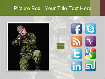 Military Forces PowerPoint Templates - Slide 21