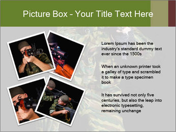 Military Forces PowerPoint Templates - Slide 23
