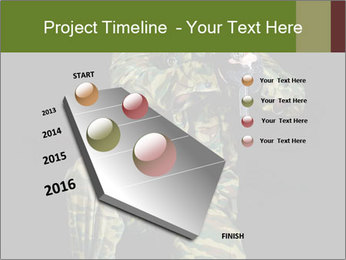 Military Forces PowerPoint Templates - Slide 26