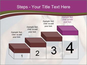 Topless Model PowerPoint Template - Slide 64