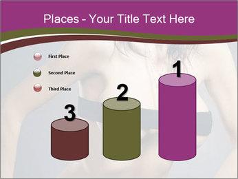 Topless Model PowerPoint Template - Slide 65