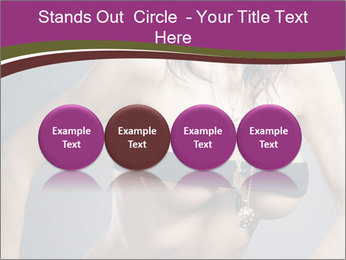 Topless Model PowerPoint Templates - Slide 76