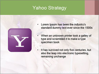 Lilac Lady PowerPoint Templates - Slide 11