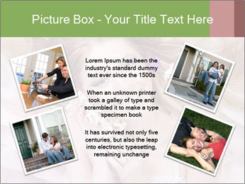 Lilac Lady PowerPoint Templates - Slide 24