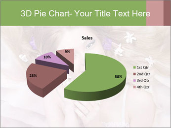 Lilac Lady PowerPoint Templates - Slide 35