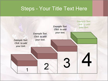 Lilac Lady PowerPoint Templates - Slide 64