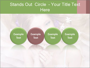 Lilac Lady PowerPoint Templates - Slide 76