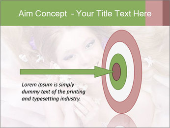 Lilac Lady PowerPoint Templates - Slide 83