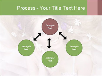 Lilac Lady PowerPoint Templates - Slide 91