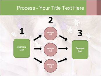 Lilac Lady PowerPoint Templates - Slide 92