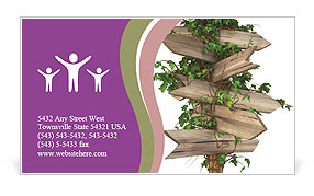 0000063429 Business Card Template