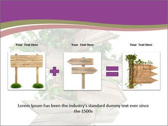 Rural Road Sign PowerPoint Template - Slide 22
