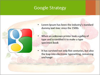 French Burger PowerPoint Templates - Slide 10