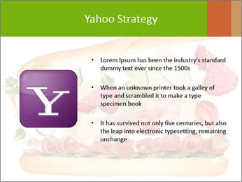 French Burger PowerPoint Templates - Slide 11