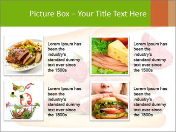 French Burger PowerPoint Templates - Slide 14